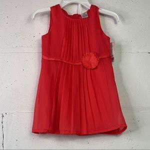 Carter's sleeveless girls dress